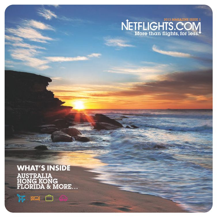 Netflights.com Magazine 2013 - issue 1