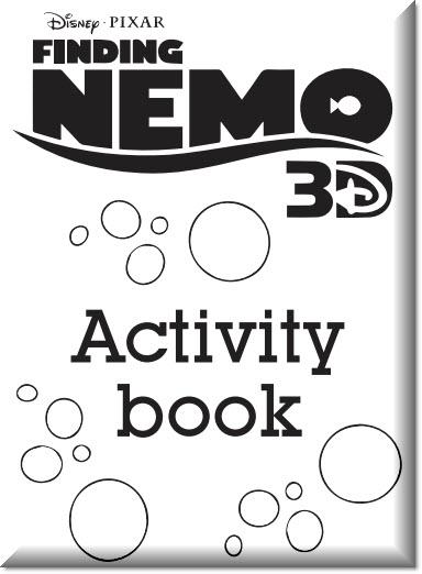 Nemo Activity Book
