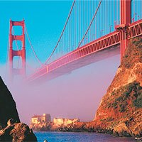 Golden Gate Birdge, San Francisco