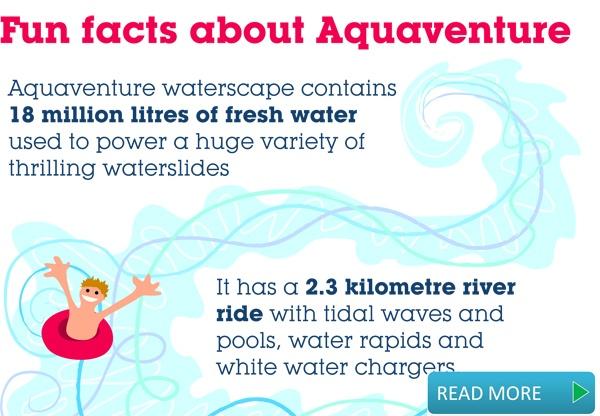 Infographic Aquaventure
