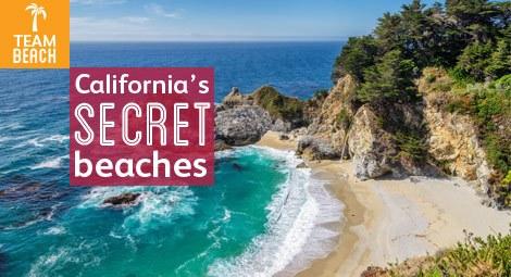 California's secret beaches
