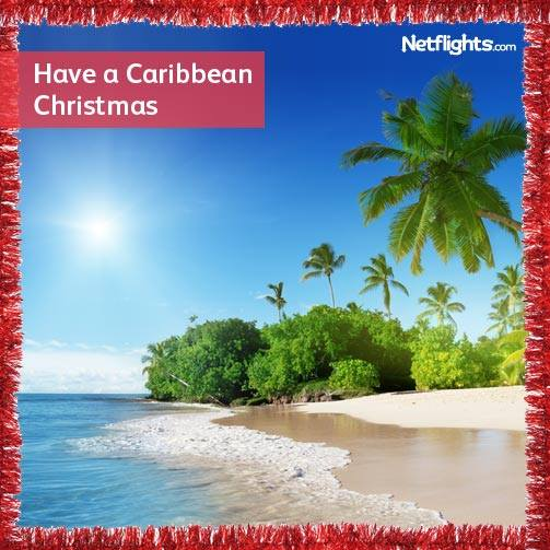 Winter holidays in the Caribbean