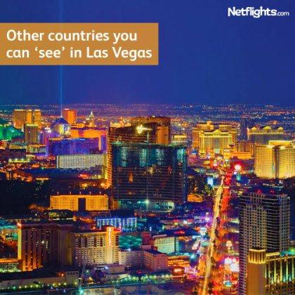 Las Vegas holidays with Netflights.com
