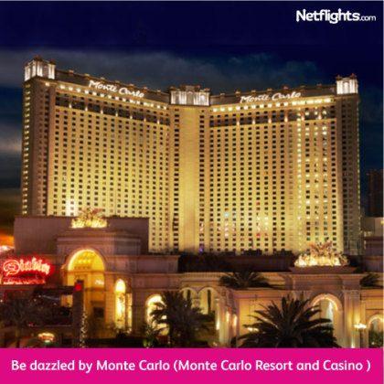 Monte Carlo in Las Vegas with Netflights.com