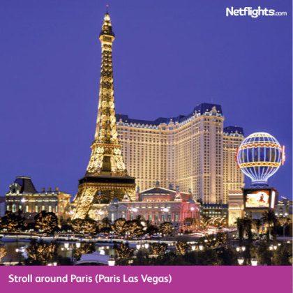 Paris Hotel and Casino in Las Vegas
