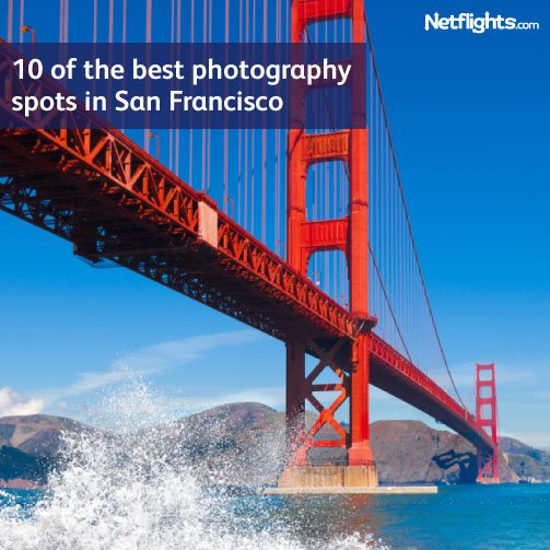 Photography spots in San Francisco