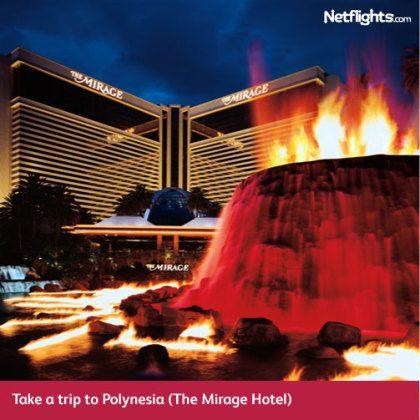 The Mirage Las Vegas with Netflights.com
