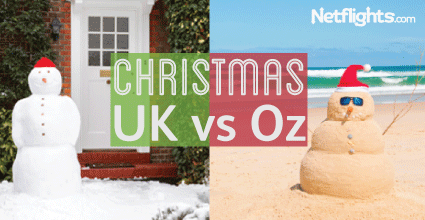 Christmas in the UK verses Christmas in Australia