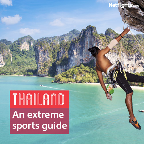 Extreme sports in Thailand