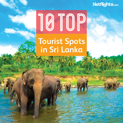 10 top tourist spot in Sri Lana
