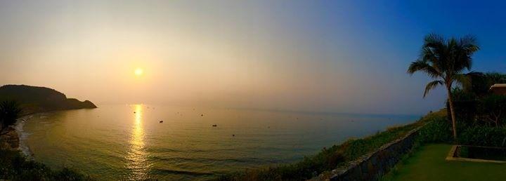 5:30 Sunrise at Mia Nha Trang