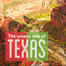 An unseen side to texas