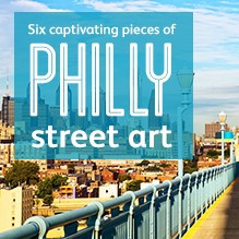 Six captivation pieces of Philly street art