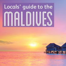 Locals' guide to the Maldives
