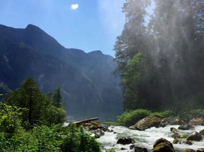True Canadian wilderness