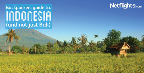 Backpackers guide to Indonesia