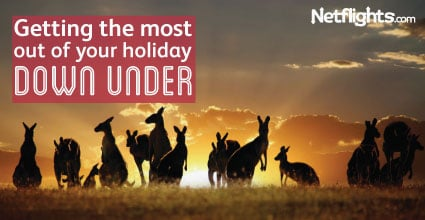 Getting the most our of you holiday down under