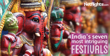 India's most intriguing festivals