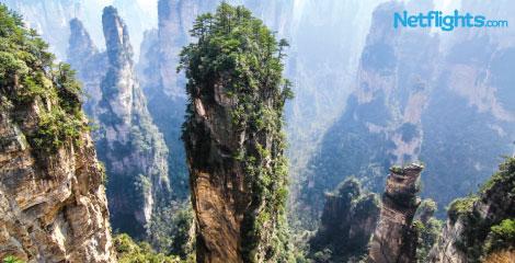 Tianzi Shan Mountain Peak, Zhangjiajie