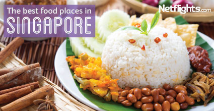 The best food places in Singapore