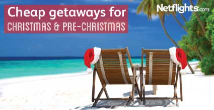 Cheap getaways for Christmas and pre-Christmas