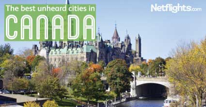 The unheard cities in Canada
