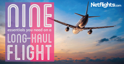 Nine essentials you need for long-haul travel