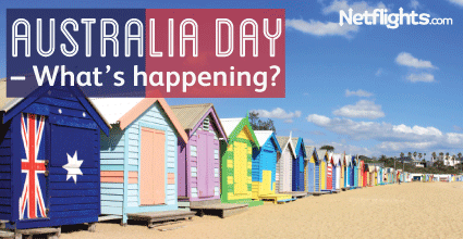 Australia Day - What's happening?