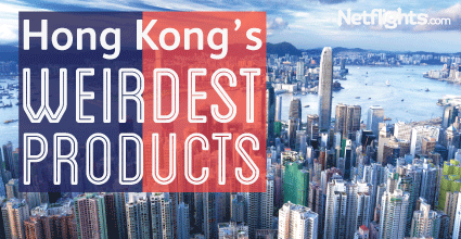 Hong Kong's weirdest products