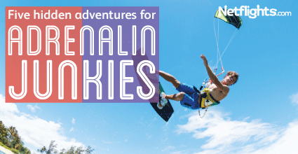 Five hidden gems for adrenalin junkies