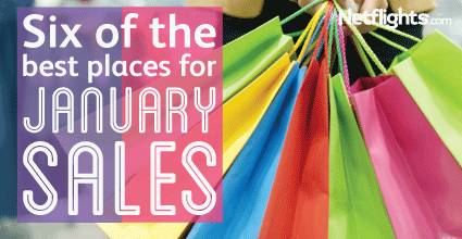 The best places for January sales