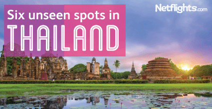 Six unseen spots in Thailand