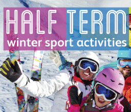 Half term winter sports