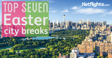 Top seven easter city breaks