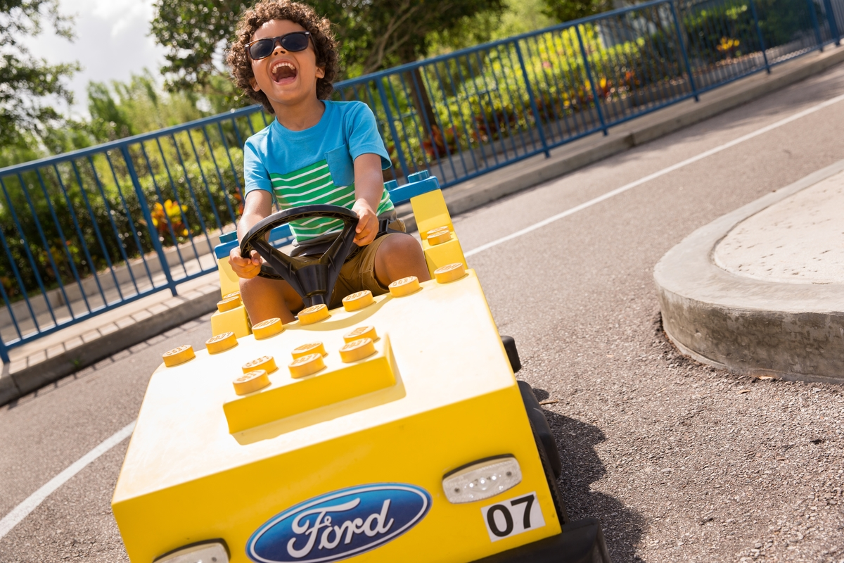 LEGOLAND FLORIDA DRIVING SCHOOL