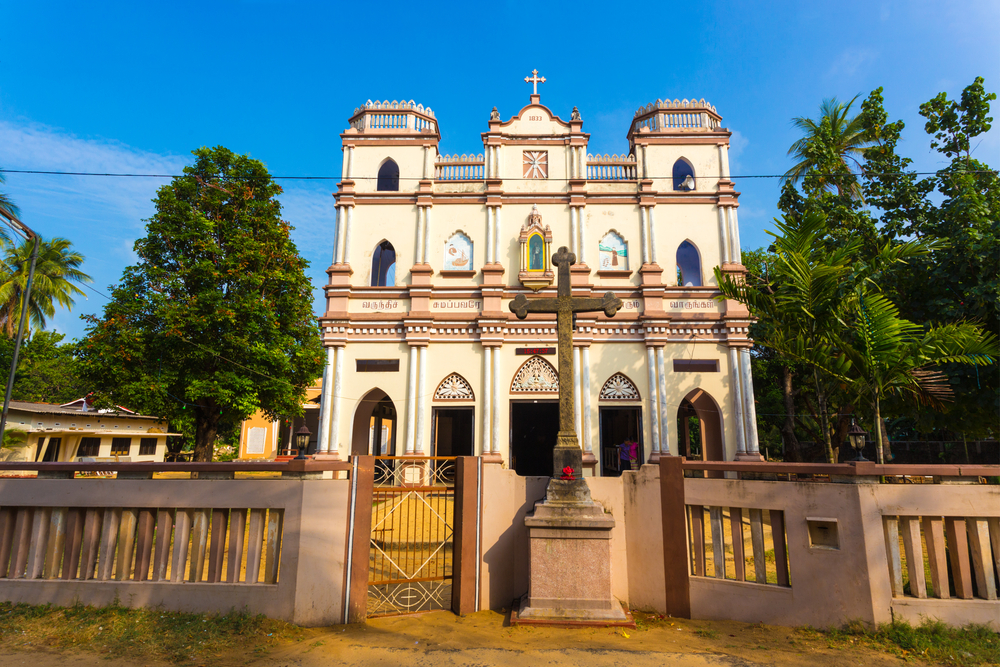 Saint Anthony Church Jaffna