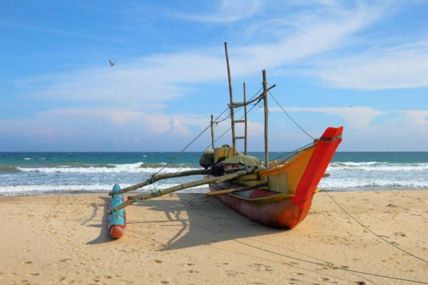 Tangalla Sri Lanka island