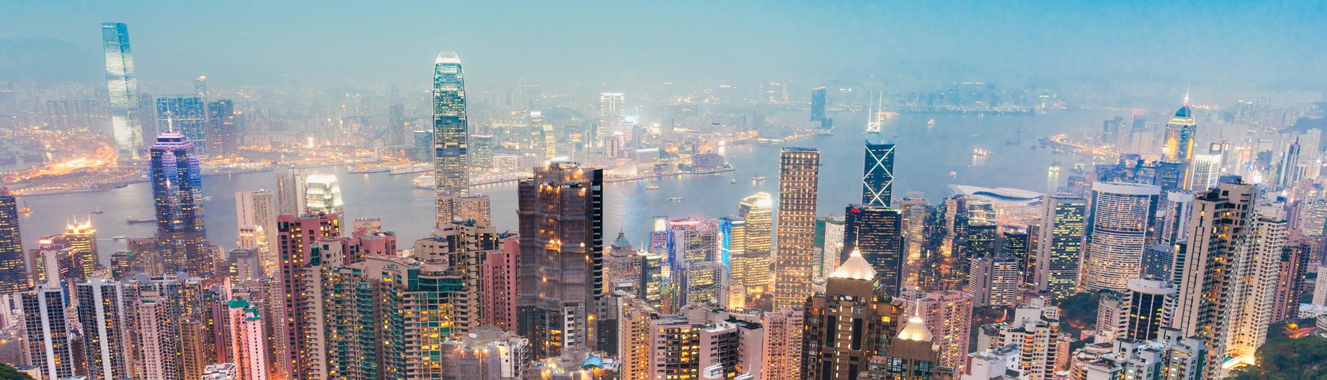 Intriguing novels set in Hong Kong