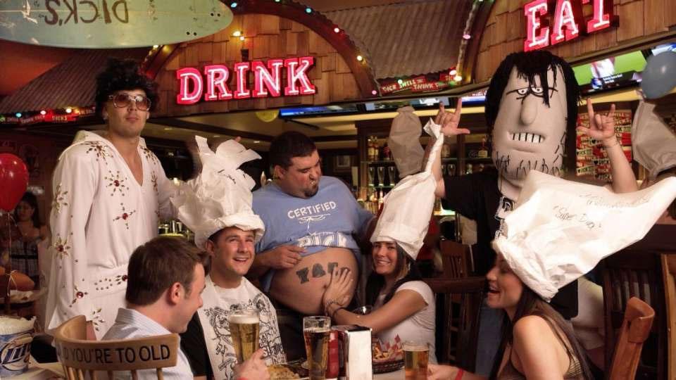 Dick dowling restaurant