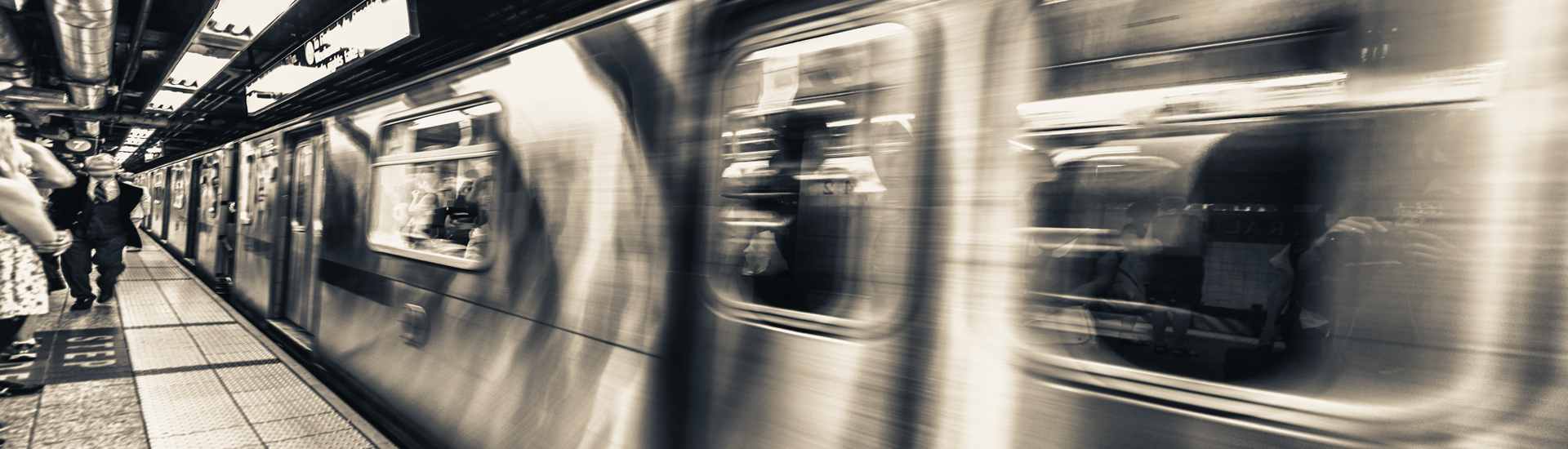 10 amazing secrets of the New York subway