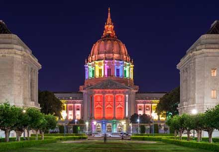 Pride at City Hall