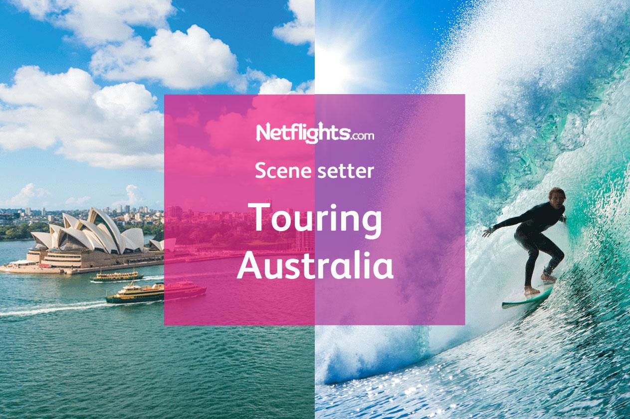 australia touring scene setter