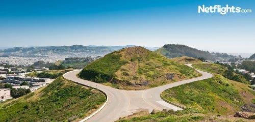 Twin Peaks in San Francisco