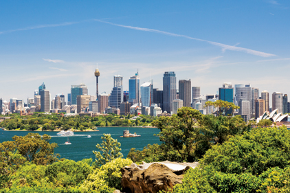 Views over Sydney