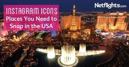 Instagram Icons: Places You Need to Snap in the USA