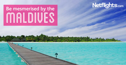 Be mesmerised by the Maldives