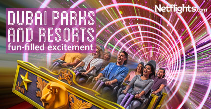Dubai Parks and Resorts… fun-filled excitement