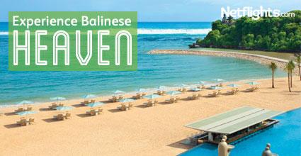 Experience Balinese heaven
