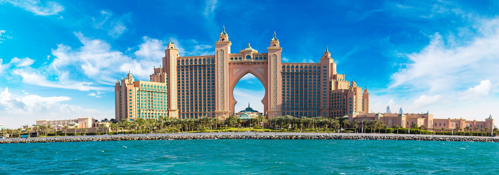 Why you'll never need to leave Atlantis, The Palm
