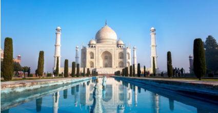 Agra Uttar Pradesh India featured